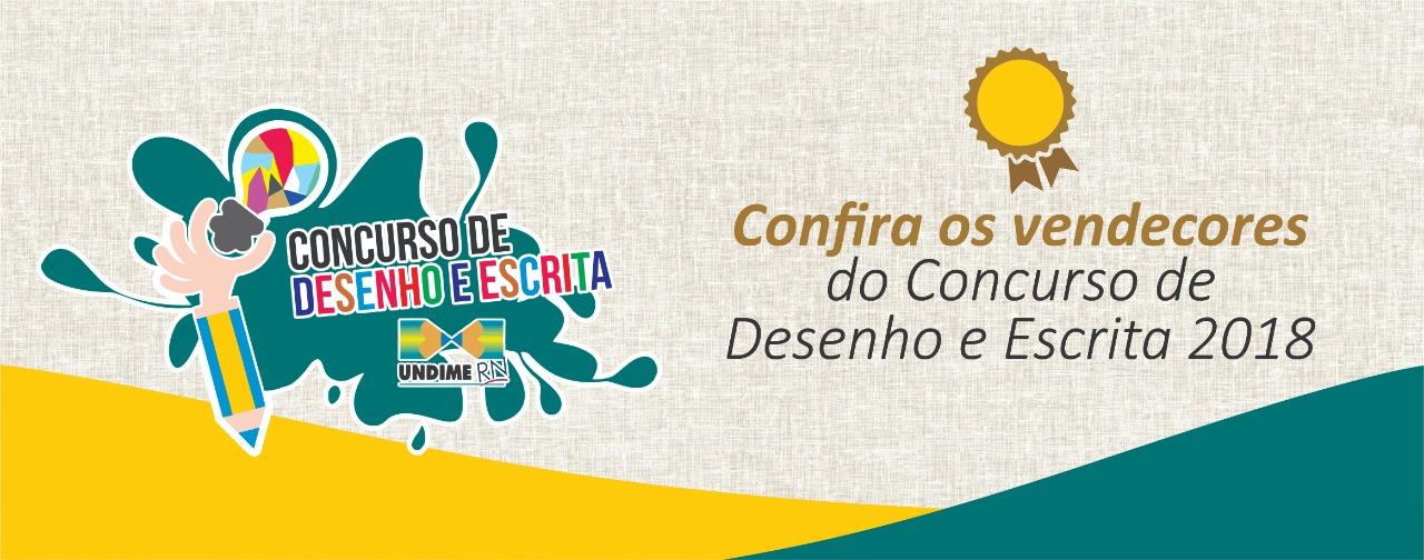 Undime no Rio Grande do Norte anuncia vencedores do Concurso de Desenho e Escrita