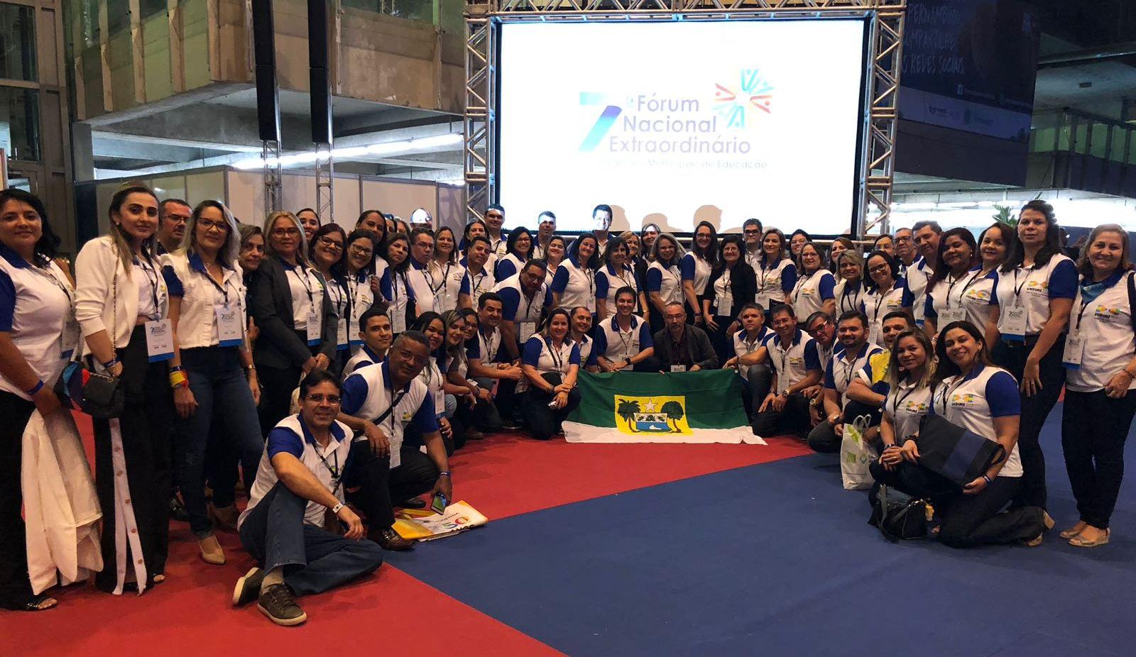 Dirigentes do RN participam até sexta do 7º Fórum Extraordinário Nacional