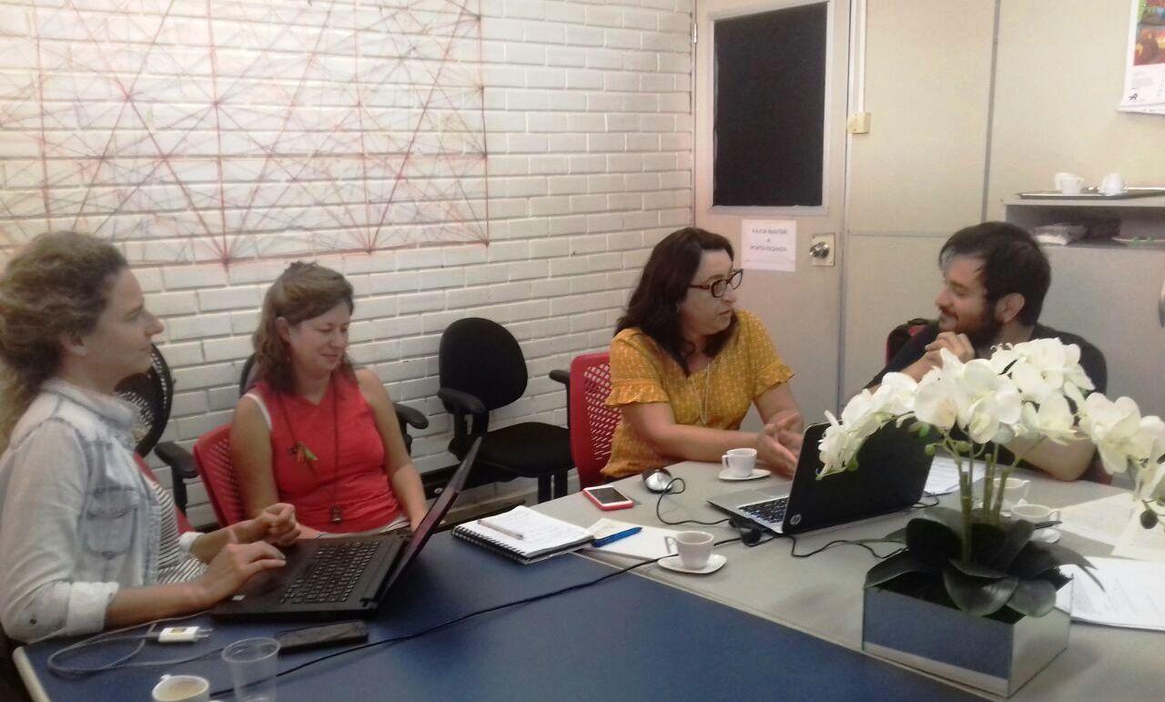 Projeto Trilhas é discutido durante reunião