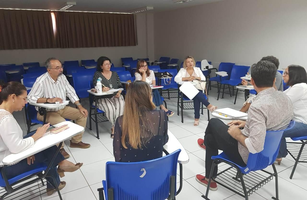 Undime-RN discute ampliação de parcerias com Centro de Educação da UFRN