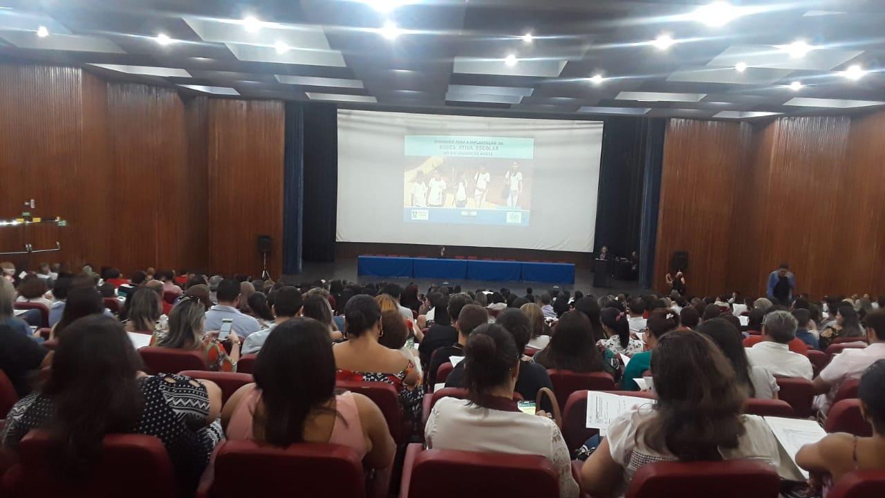 Busca ativa escolar é lançado no Rio Grande do Norte
