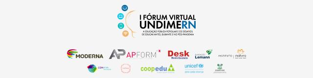 Inscrições abertas para I Fórum Virtual da UNDIME/RN
