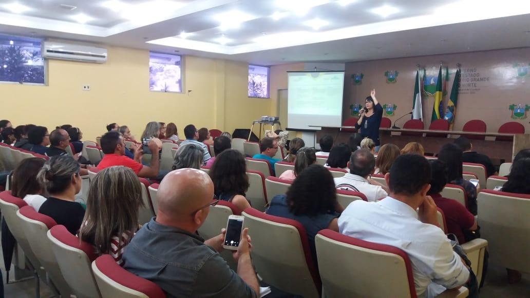Undime-RN realiza encontro para articuladores do Educação Conectada
